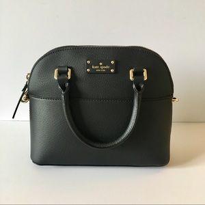 Kate Spade NY Mini Carli Handbag in Black. NWT.